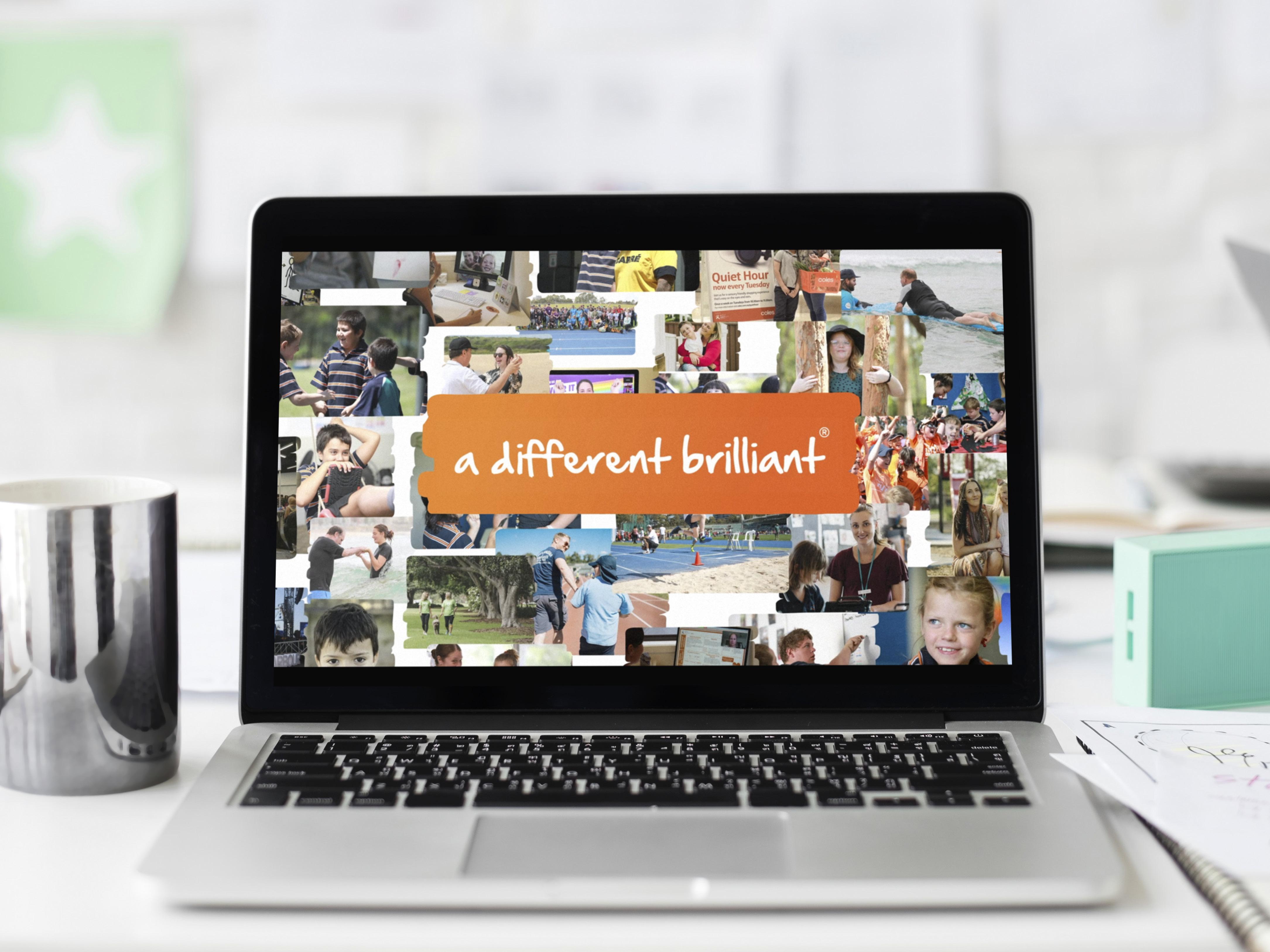 A different brilliant brand video